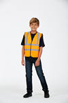 UC806 CHILDRENS HI VEZ WAIST COAT