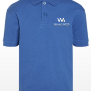William Austin Junior's Polo Shirt(Summer)royal