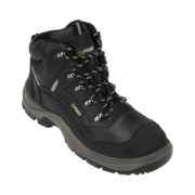 FF102  TOLEDO WATERPROOF SAFETY ANKLE BOOT BLACK