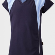 Leyland's Girls PE top (senior sizes)