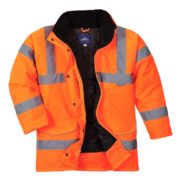 PORTWEST LADIES HI VIZ TRAFFIC JACKET S360