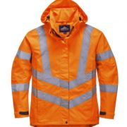 PORTWEST LADIES HI VIZ BREATHABLE JACKET LW70